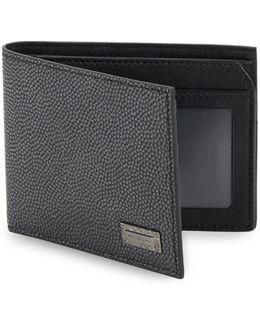 Evolution Antracite Bi-fold Wallet