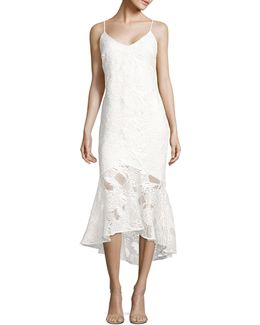 Venise Lace Cocktail Dress