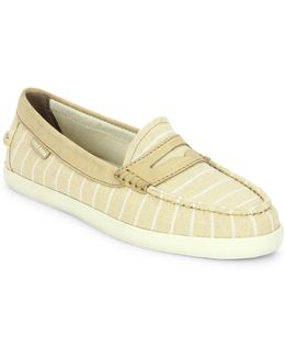 Pinch Weekender Canvas Loafers