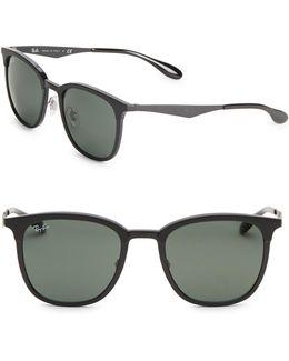Aviator Round Classic Sunglasses