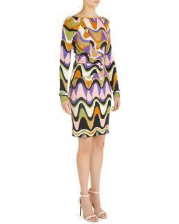 Silk Jersey Dress