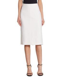 Bugia Wool Skirt