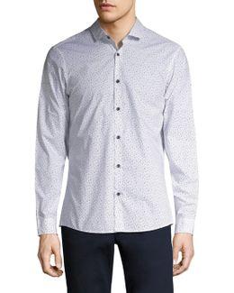Otis Print Slim Fit Shirt
