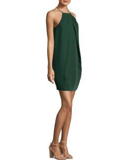 Chain Strap Felisha Shift Dress