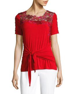 Dolores Knit Top