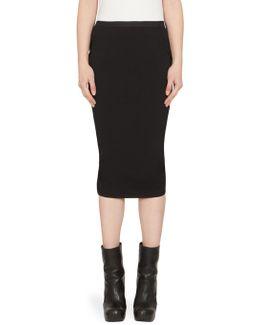 Pillar Cotton Skirt