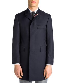 Chester Wool Over Coat