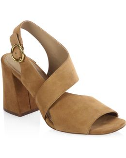 Asher Suede Sandals