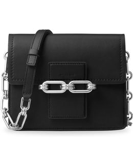 Cate Small Leather Shoulder Bag