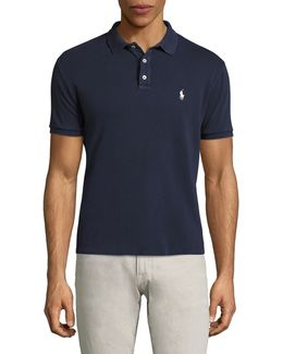 Signature Cotton Polo Shirt