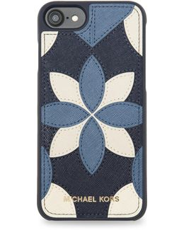 Floral Print Phone Cover