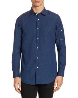 Stalt Clean Regular Fit Cotton Shirt