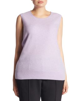 Collection Classic Shell Robin Cashmere Top