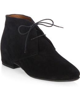 Uliva Leather Chukka Boots