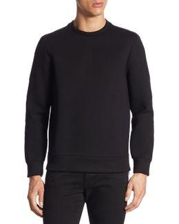 Chevron Badge Sweatshirt
