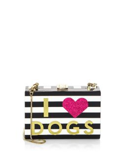 I Heart Box Convertible Clutch