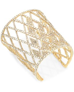 Elements Crystal Lattice Cuff