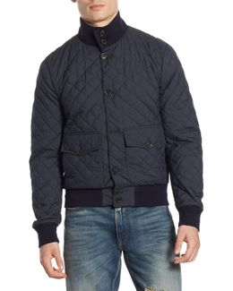 Quilted Skeet Jacket