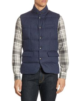 Lloyd Wool Down Vest