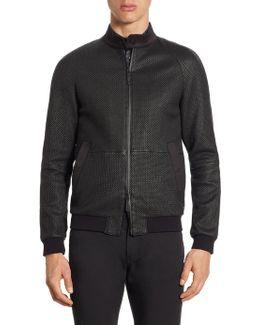 Caban Regular-fit Wool Coat