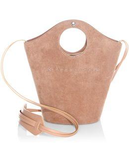 Market Leather Shopper Bag