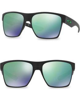 59mm Twoface Sunglasses