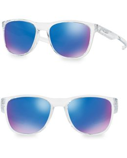 Trillbetm X Polarized Round Sunglasses