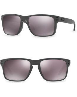 57mm Holbrook Square Sunglasses