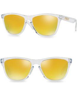 55mm Team Usa Frogskins Sunglasses