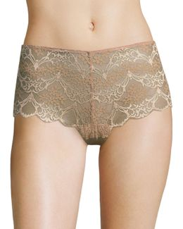 Lace Impression Boyshort
