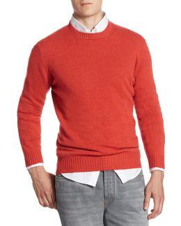 Regular-fit Cashmere Sweater
