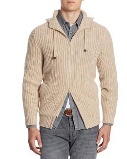 Beach Cashmere Sweater