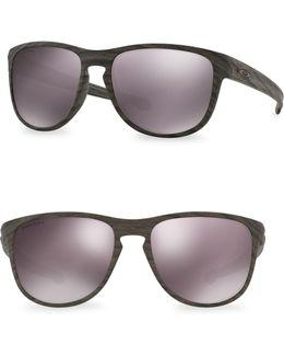 57mm Wayfarer Sunglasses