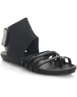 Jezabel Leather Sandals