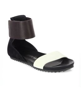Jady Combo Leather Sandals