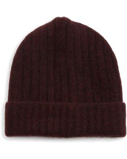 Collection Rib-knit Beanie