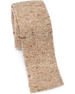 Cashmere & Wool Knit Tie