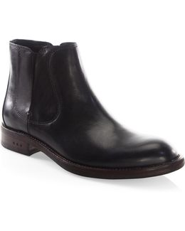 Waverly Covered Chelsea Boots