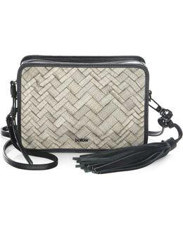 Emery Leather Crossbody Bag