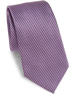 Chevron Patterned Tie