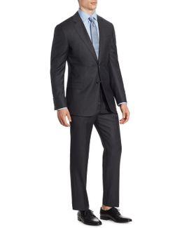 Pinstripe G Line Suit