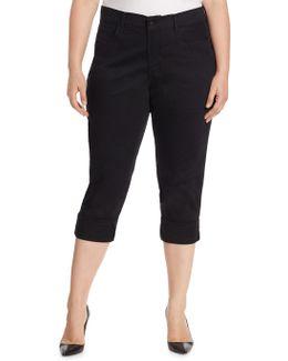 Dayla Folded Cropped Pants
