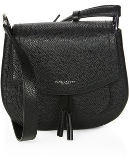 Maverick Leather Crossbody Bag