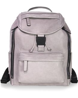 Killian Leather Backpack