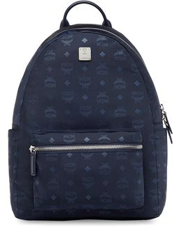 Dieter Monogrammed Backpack