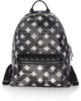 Stark Canvas Backpack