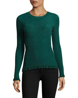 Italian Crewneck Sweater