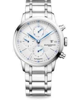 Classima 10331 Stainless Steel Bracelet Watch