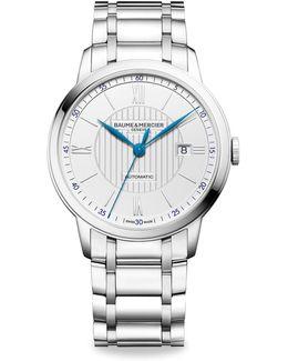 Classima 10334 Stainless Steel Bracelet Watch