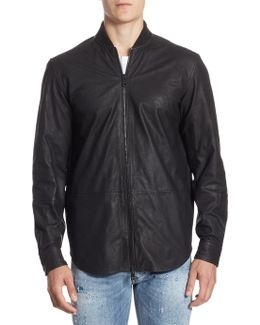 Dread Leather Jacket